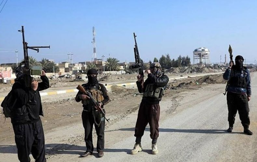 Террористы стали активнее на Ближнем Востоке. МИД России