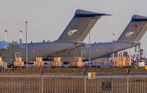 Թուրքական ինքնաթիռները ՀԱՀ կը մեկնին դիմակներով, եւ կը վերադառնան զինամթերքով