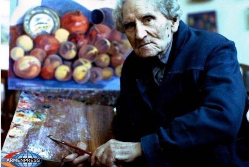 Сегодня день памяти великого армянского художника Мартироса Сарьяна