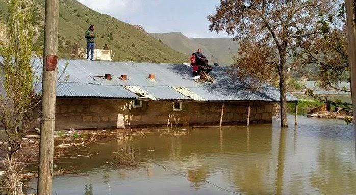 Köyümüz, tarihimiz sular altında kaldı!