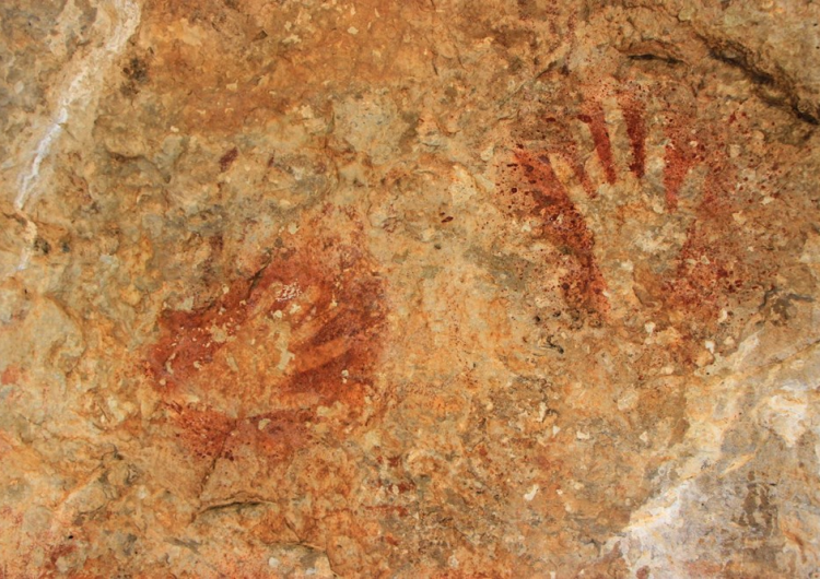 Մերսինում քարանձավների պատերին  հայտնաբերվել են հազարամյակների ձեռքնահետքեր