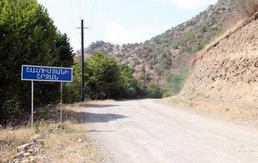 Artsakh Cumhuriyeti'nde izole edilmiş vatandaş sayısı 25
