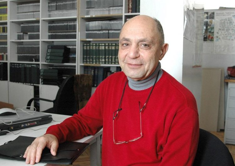 In memory of Research on Armenian Architecture Foundation founder Armen Hakhnazaryan