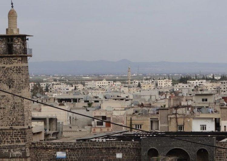 Suriye'de var olan durum