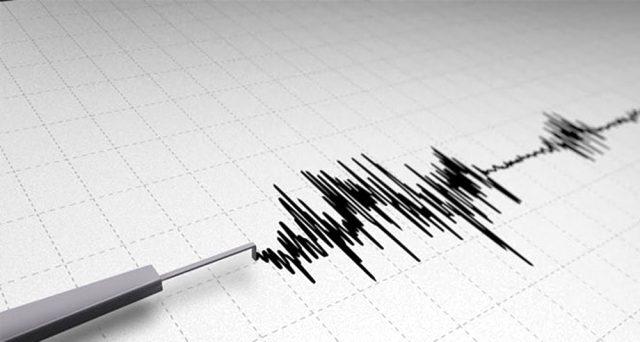 Dersim'de 4.3 büyüklüğünde deprem  meydana geldi
