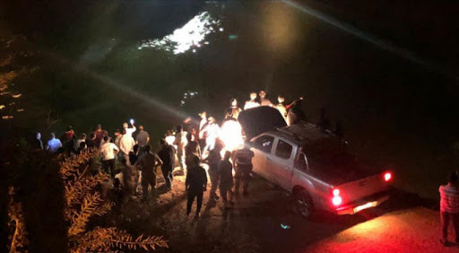 Minibus falls into the Euphrates River in Yerznka. There are 5 victims and 3 wounded