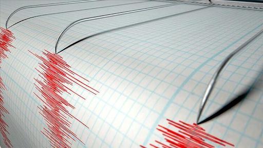Earthquake in Western Armenia