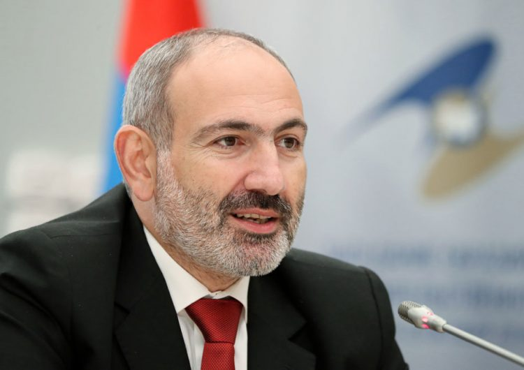 RA Prime Minister Nikol Pashinyan and his family infected with coronavirus