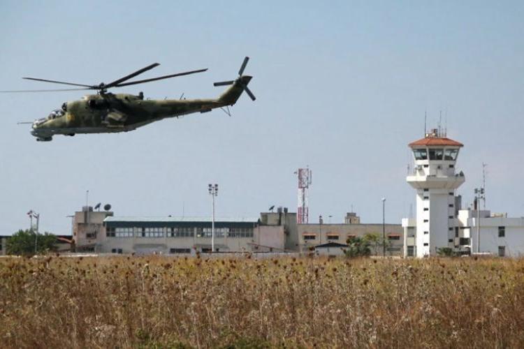 Սիրիական ուժերը հետ են մղել Հմեյմիմի ռուսական ավիաբազայի մոտ տեղի ունեցած օդային հարձակումը
