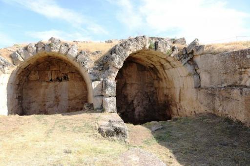 Batı Ermenistan'ın Zerzevan'daki su sarnıçları 3 bin yıldır tüm ihtişamını koruyor
