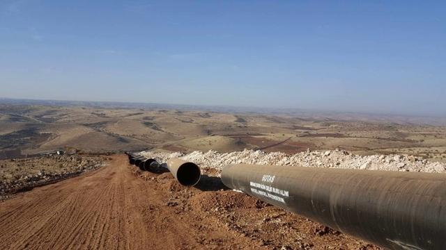 Turkey to build gas pipeline to supply Nakhchivan