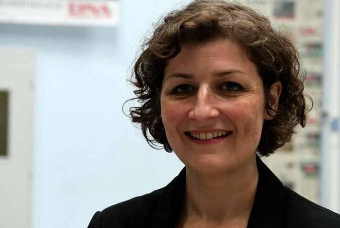 Janna Barseğyan, Strazburg Belediye Başkanı