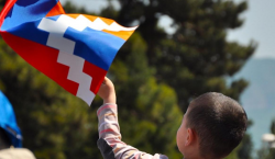 In 1992, on this day, the flag of the Artsakh Republic was adopted