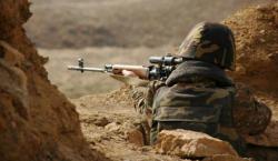 Ատրբէյճանը առաւոտեան վերսկսեր է հրետակոծել հայկական դիրքերը