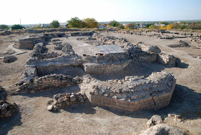 New tender will be announced for the restoration of the ancient site of Dvin
