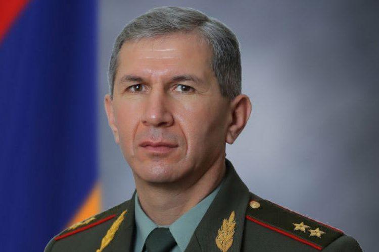 Ermenistan Cumhuriyeti Genelkurmay Başkanının askeri çağrısı