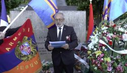 Statement by President Armenag Aprahamian