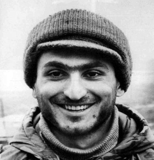 Bugün lakabı Düşman Vardan olan Vardan Stepanyan'ı anma günü