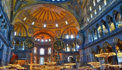 Решение о превращении Софийского собора в мечеть отложено