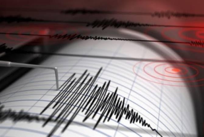 На территории Республики Армения зарегистрировано землетрясение