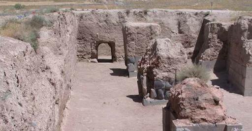 Վանի պատմական Այանիս ամրոցին մէջ պեղումները կը շարունակուին