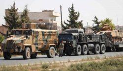 Թուրքիան լրացուցիչ զորքեր  ուղարկեր է Սուրիա