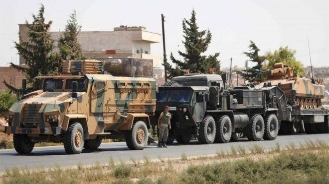 Türkiye Suriye'ye ek askeri birlik gönderdi