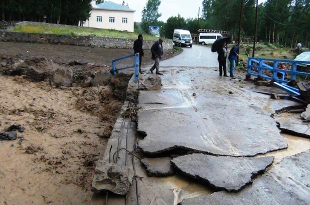 Արեւմտեան Հայաստանի Վան նահանգին մէջ ջրհեղեղը վնասներ  հասցուցած է