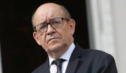 Франция вводит санкции против Турции