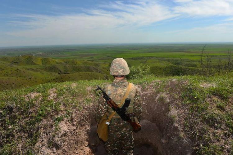Ermeni-Azeri sınırında göreceli sakinlik korundu