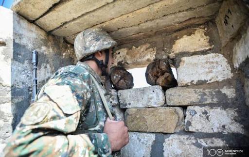 Ermeni-Azeri sınırında göreceli sakinlik devam etti