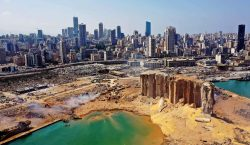 Beyrut'ta meydana gelen patlamanın kurban sayısı 149'a ulaştı