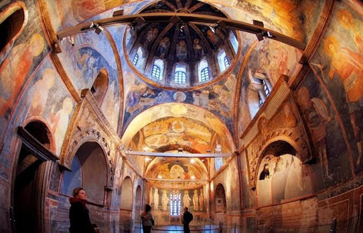 Another Byzantine church in Constantinople will be reopened as a mosque