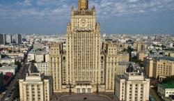 Rusya Federasyonu Dışişleri Bakanlığı, Suriye'deki ABD-Kürt petrol anlaşmasından endişeli