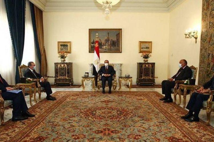 Армения и Египет подчеркивает необходимость нейтрализовать иностранное вмешательство в регионе