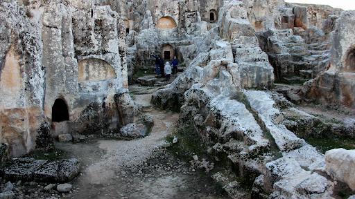 Արեւմտեան Հայաստանի Փերրէ անտիկ քաղաքին մէջ սկսեած են  պեղումները
