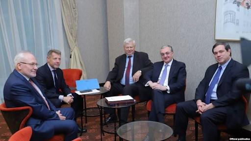 Посредники Минской группы ОБСЕ приглашают министров иностранных дел Армении и Азербайджана на встречу