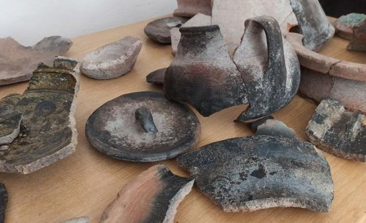 Բաղեշի մէջ ի յայտ եկեր են Քուր-Արաքսեան մշակոյթին պատկանող կերամիկական իրեր