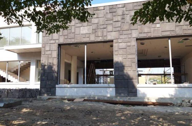 «Պոլ էլյուարի տուն ֆրանկաֆոնիայի կենտրոն» հիմնադրամի շենքի կառուցումն աւարտման փուլին է