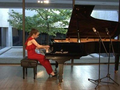 Ermeni piyanist, Polonya'daki Tkaçewski adlı yarışmada ödül kazandı