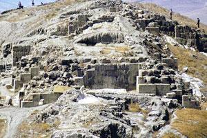 Ուրարտական թագաւորի 2750 տարուայ հացահատիկի ամբարները պաշտպանութեան տակ կը գտնուին