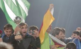 Abkhazie : le foot des sans-nation