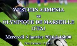 (Français) Western Armenia VS Olimpique de Marseille
