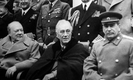 (Русский) Турция из страха перед СССР бросилась в объятия США