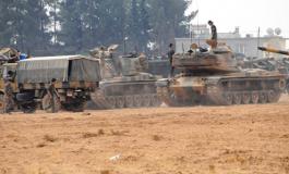 (Eastern Armenian) Թուրքիան ուժեղացնում է իր զինված ներկայությունը Սիրիայի Իդլիբ նահանգում