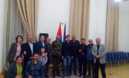 (Eastern Armenian) Էջմիածնի Գեւորգյան Հոգեւոր Ճեմարանում Ապրիլի 27-ին Արեւմտյան Հայաստանի Խնուս գավառին նվիրված միջոցառում է տեղի ունեցել