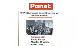 (English) The Genocide of Armenians Conferance in London, UK 03.05.2015