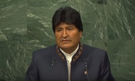 (English) Evo Morales Ayma at the 10th anniversary of UN Declaration on Indigenous' rights
