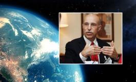 (Русский) Джеймс Багян: Счастлив, что мне довелось стать первым полетевшим в космос армянином