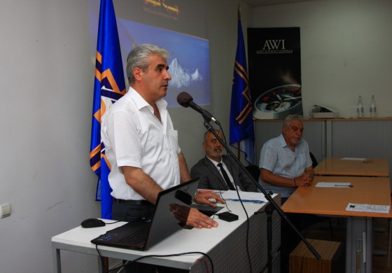 (Eastern Armenian) 2017-07-21 Արևելյան Լեգեոնի կազմավորման 100 ամյակ - Կարո Վարդանյան